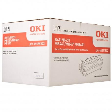 DRUM UNIT OKI B411, (44574302)