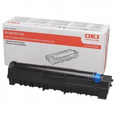 DRUM UNIT OKI B2000, (43650302)