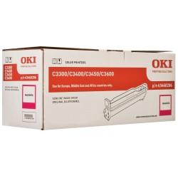 DRUM UNIT OKI C3300, (43460206), КРАС.