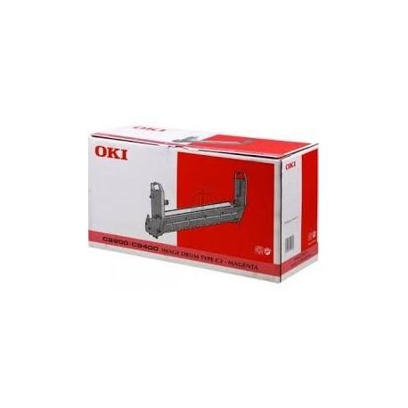 DRUM UNIT OKI C9000, (41514710, TYPE C3), КРАС.