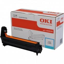 DRUM UNIT OKI MC770, (45395703), СИН.