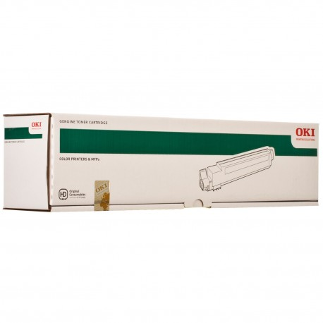 ТОНЕР-КАРТРИДЖ OKI C9600 (MAX, NON EU), КРАС. (42918962)