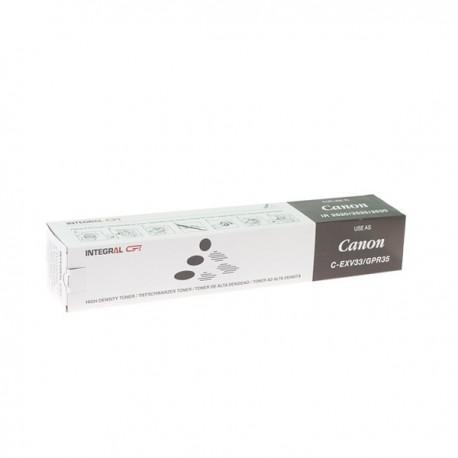 ТОНЕР-КАРТРИДЖ CANON IR-2520, C-EXV33, INTEGRAL
