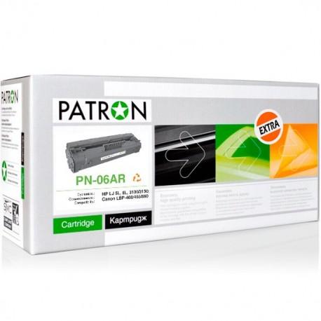 КАРТРИДЖ HP LJ 5L, (C3906A/06A, EXTRA), PATRON
