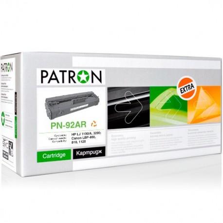 КАРТРИДЖ HP LJ 1100, (C4092A/92A, EXTRA), PATRON