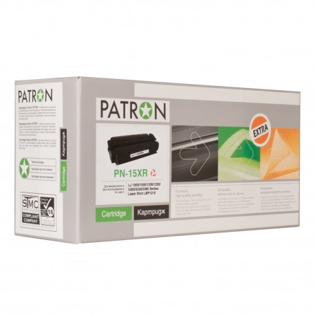 КАРТРИДЖ HP LJ 1200, (C7115X/15X, EXTRA) (MAX), PATRON