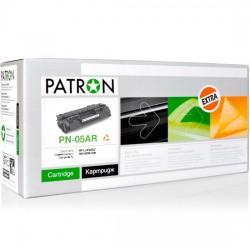КАРТРИДЖ HP LJ P2055, (CE505A/05A, EXTRA), PATRON