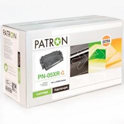 КАРТРИДЖ HP LJ P2055, (CE505X/05X, EXTRA) (MAX), PATRON