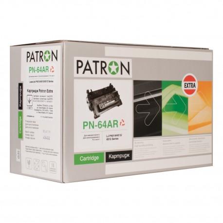 КАРТРИДЖ HP LJ P4014, (CC364A/64A, EXTRA), PATRON