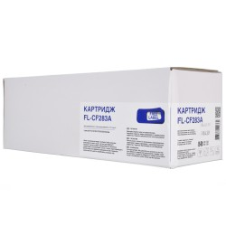 КАРТРИДЖ HP LJ M125, (CF283A/83A), FREE LABEL