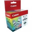 КАРТРИДЖ CANON BCI-24, (6881A009), ЧЕРН. (2)