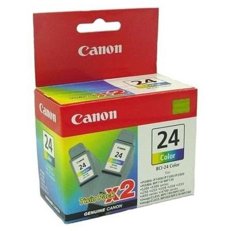 КАРТРИДЖ CANON BCI-24, (6882A009), ЦВ. (2)