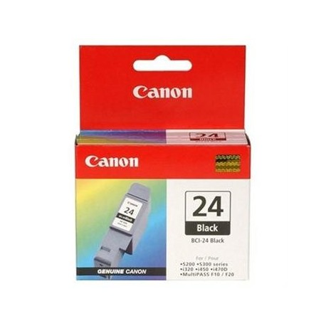 КАРТРИДЖ CANON BCI-24, (6881A002), ЧЕРН.