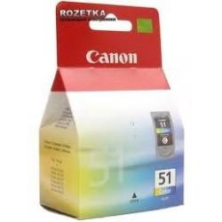 КАРТРИДЖ CANON CL-51, (0618B001/0618B025), ЦВ.