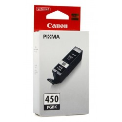 КАРТРИДЖ CANON PGI-450BK, (6499B001), ЧЕРН.