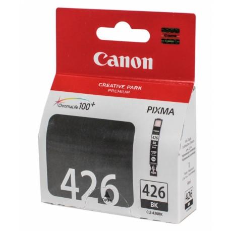 КАРТРИДЖ CANON CLI-426BK, (4556B001), ЧЕРН.