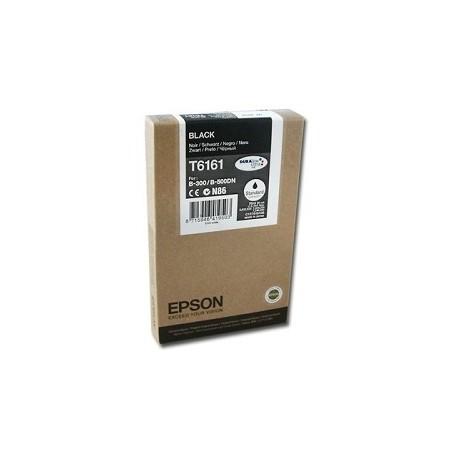 КАРТРИДЖ EPSON B300, (T616100), ЧЕРН.