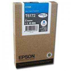 КАРТРИДЖ EPSON B500, (T617200, MAX), СИН.