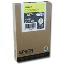 КАРТРИДЖ EPSON B500, (T617400, MAX), ЖЕЛТ.