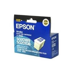 КАРТРИДЖ EPSON ST. COL. 740/800, (T051150: 1XS020189/108), ЧЕРН.