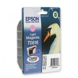 КАРТРИДЖ EPSON ST. PHOTO R270, (T08164A/T11164A10, MAX), СВ. КРАС.