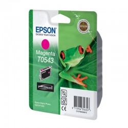КАРТРИДЖ EPSON ST. PHOTO R800, (T054340), КРАС.
