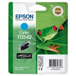 КАРТРИДЖ EPSON ST. PHOTO R800, (T054240), СИН.