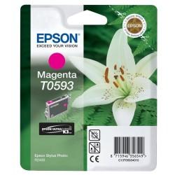 КАРТРИДЖ EPSON ST. PHOTO R2400, (T059340), КРАС.