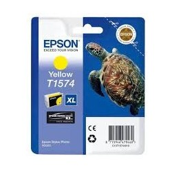 КАРТРИДЖ EPSON ST. PHOTO R3000, (T15744010), ЖЕЛТ.