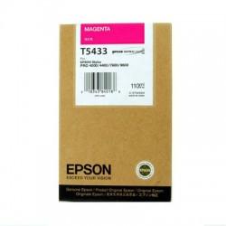 КАРТРИДЖ EPSON ST. PRO 4000, (T543300), КРАС.