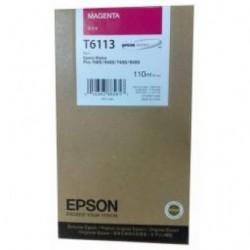 КАРТРИДЖ EPSON ST. PRO 4400, (T613300), КРАС.