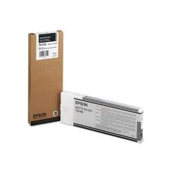 КАРТРИДЖ EPSON ST. PRO 4400, (T614800, MAX), МАТ. ЧЕРН.