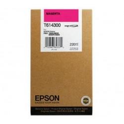 КАРТРИДЖ EPSON ST. PRO 4400, (T614300, MAX), КРАС.