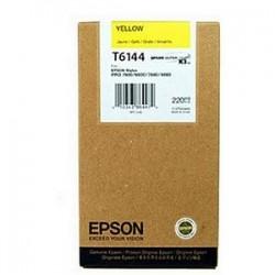 КАРТРИДЖ EPSON ST. PRO 4400, (T614400, MAX), ЖЕЛТ.