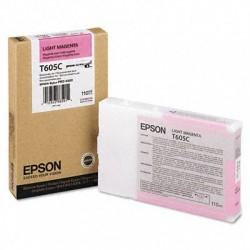 КАРТРИДЖ EPSON ST. PRO 4800, (T605C00), СВ. КРАС.