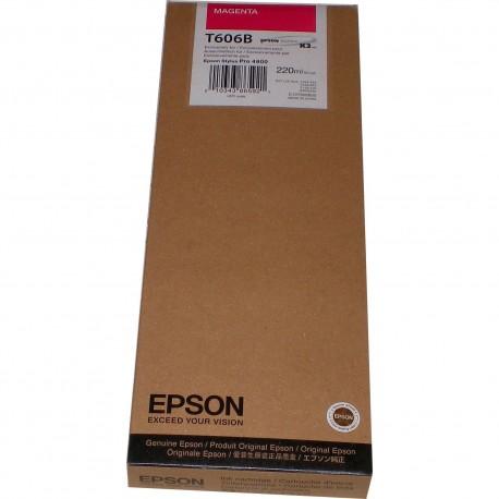 КАРТРИДЖ EPSON ST. PRO 4800, (T565300/T606B00, MAX), КРАС.