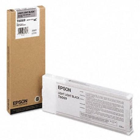 КАРТРИДЖ EPSON ST. PRO 4800, (T565900/T606900, MAX), СВ. СВ.ЧЕРН.