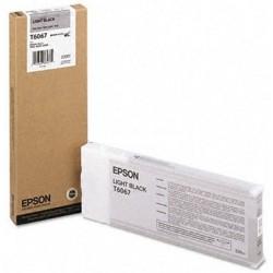 КАРТРИДЖ EPSON ST. PRO 4800, (T565700/T606700, MAX), СВ.ЧЕРН.