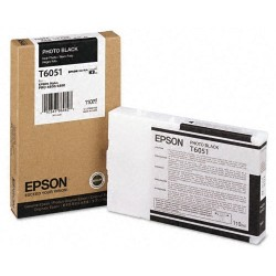 КАРТРИДЖ EPSON ST. PRO 4880, (T605100), ФОТО ЧЕРН.