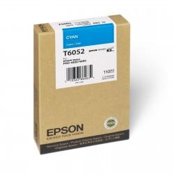 КАРТРИДЖ EPSON ST. PRO 4880, (T605200), СИН.