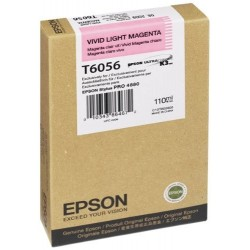 КАРТРИДЖ EPSON ST. PRO 4880, (T605600), ЯРК. СВ. КРАСН.
