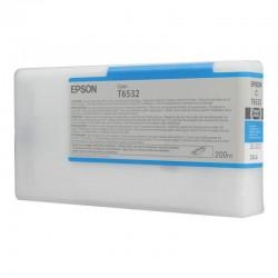 КАРТРИДЖ EPSON ST. PRO 4900, (T653200), СИН.