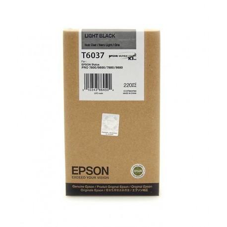 КАРТРИДЖ EPSON ST. PRO 7800, (T563700/T603700), СВ. ЧЕРН.