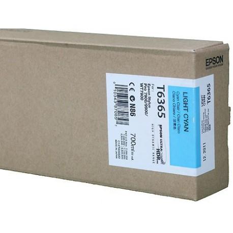 КАРТРИДЖ EPSON ST. PRO 7900, (T636500, MAX), СВ. СИН.