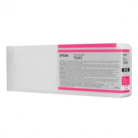 КАРТРИДЖ EPSON ST. PRO 7900, (T636300, MAX), ЯРК. КРАСН.