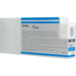 КАРТРИДЖ EPSON ST. PRO 7900, (T596200), СИН.