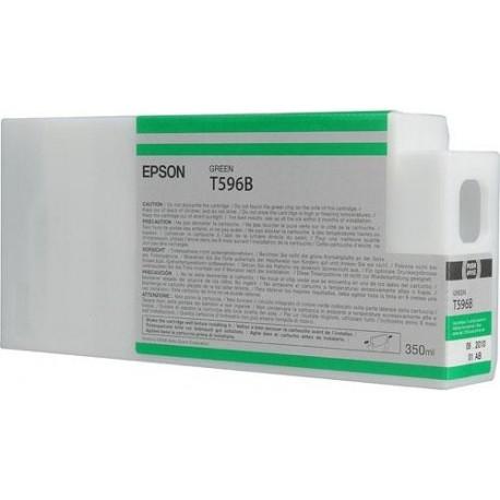 КАРТРИДЖ EPSON ST. PRO 7900, (T596B00), ЗЕЛЕН.