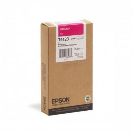 КАРТРИДЖ EPSON ST. PRO 7900, (T596300), ЯРК. КРАСН.