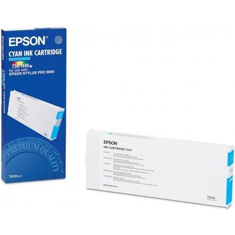 КАРТРИДЖ EPSON ST. PRO 9000, (T410011), СИН.