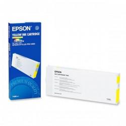 КАРТРИДЖ EPSON ST. PRO 9000, (T408011), ЖЕЛТ.